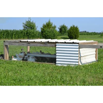 Chicken Tractor Plans - Instant Download