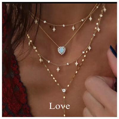 Powerful Manifestation Necklaces
