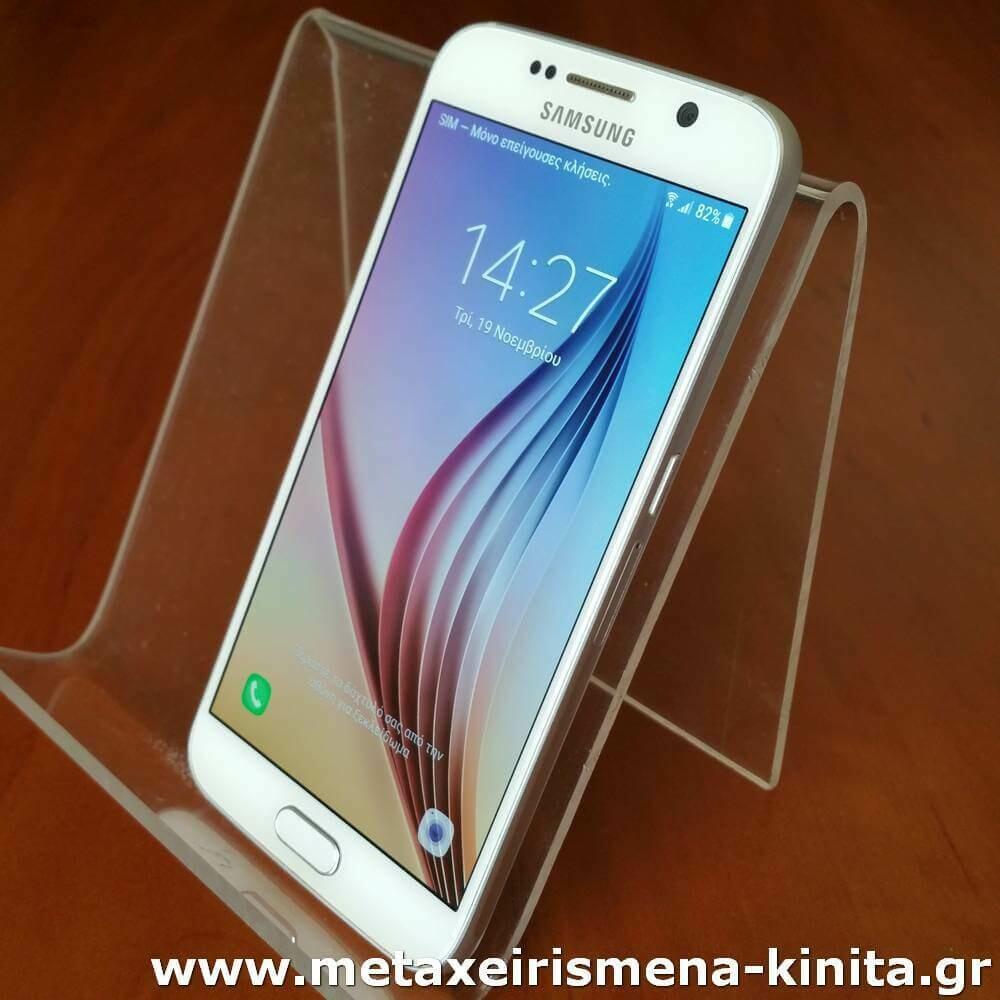 """Samsung Galaxy S6 (G920F) 128GB, 5.1"""", 128/3"""