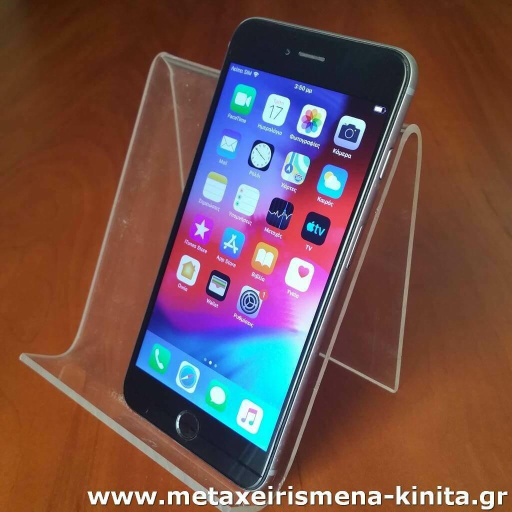 iPhone 6 Plus 16GB, 98% υγεία μπαταρίας