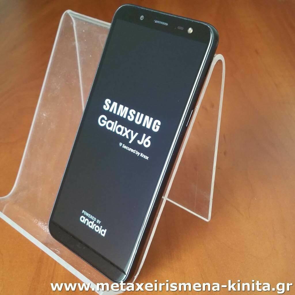 "Samsung Galaxy J6 Duos (J600FN), 5,6"", 32/3, 8core"