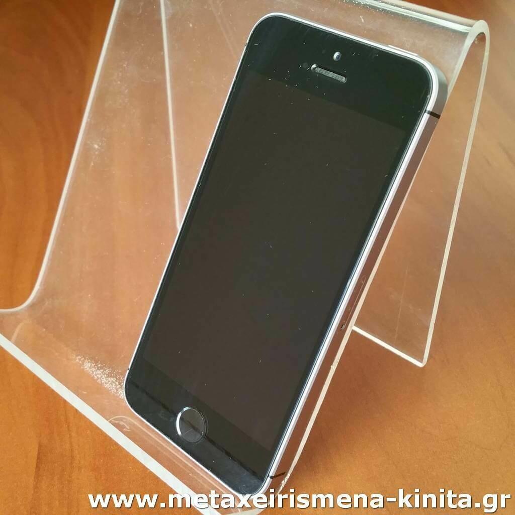 iPhone SE 64GB, 91% υγεία μπαταρίας