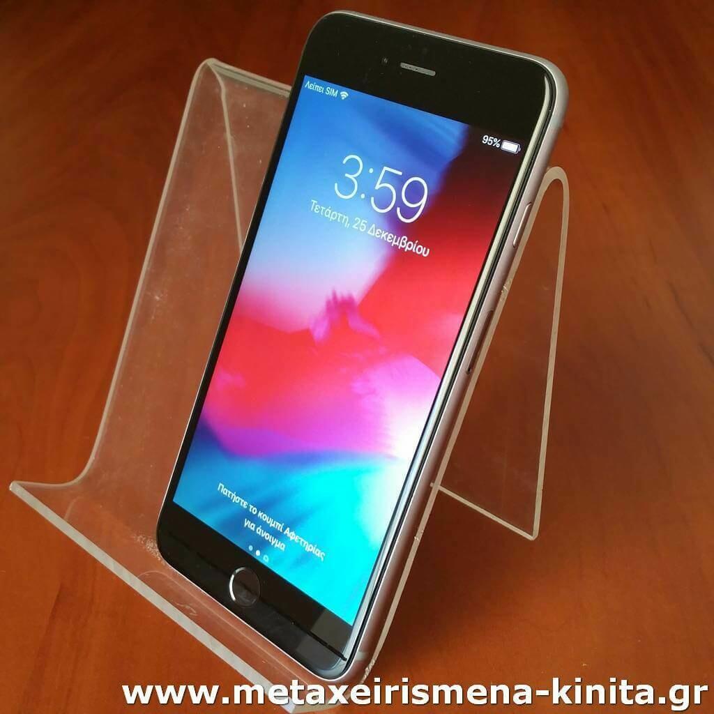 iPhone 6 Plus 64GB, 91% υγεία μπαταρίας
