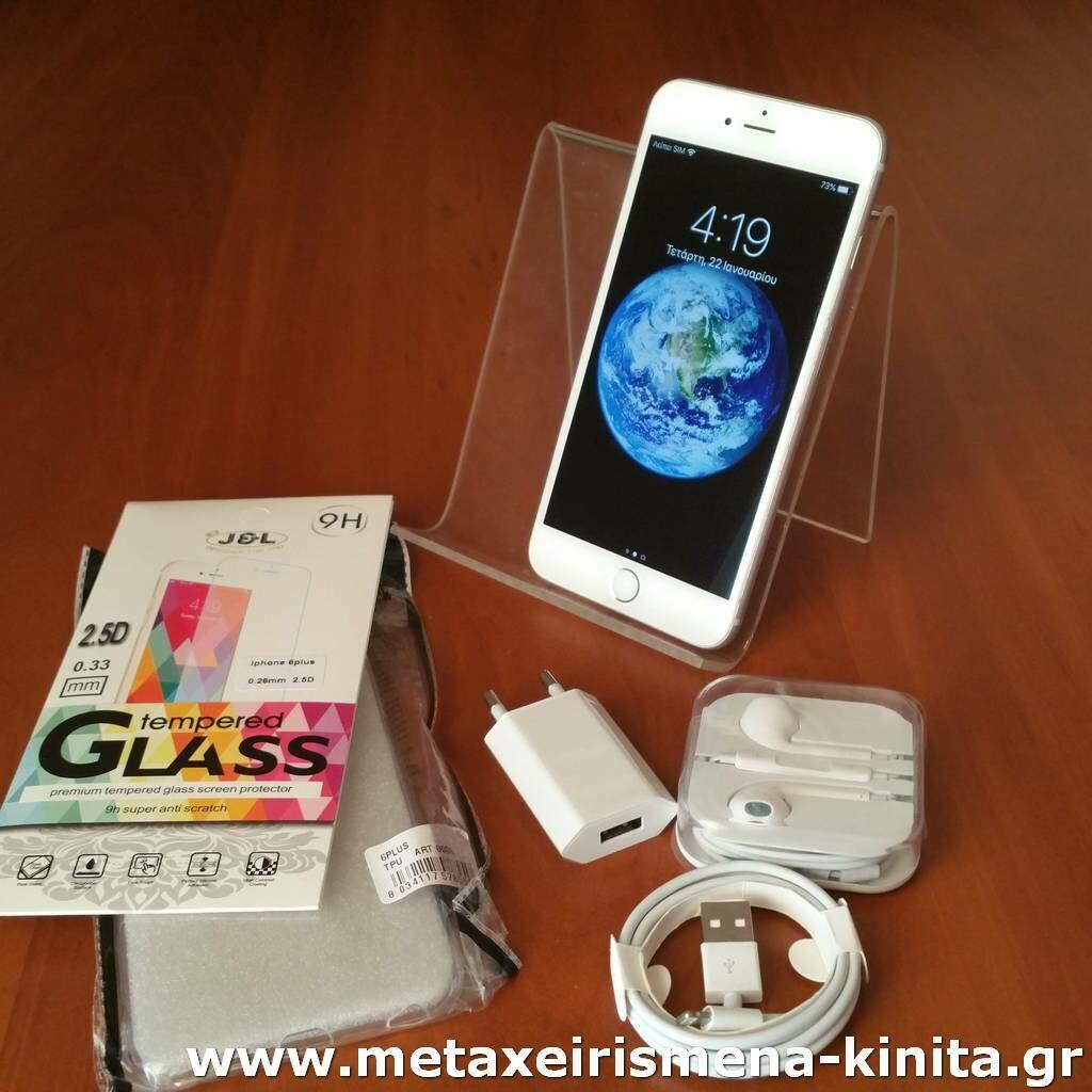 iPhone 6 Plus 64GB, 100% υγεία μπαταρίας
