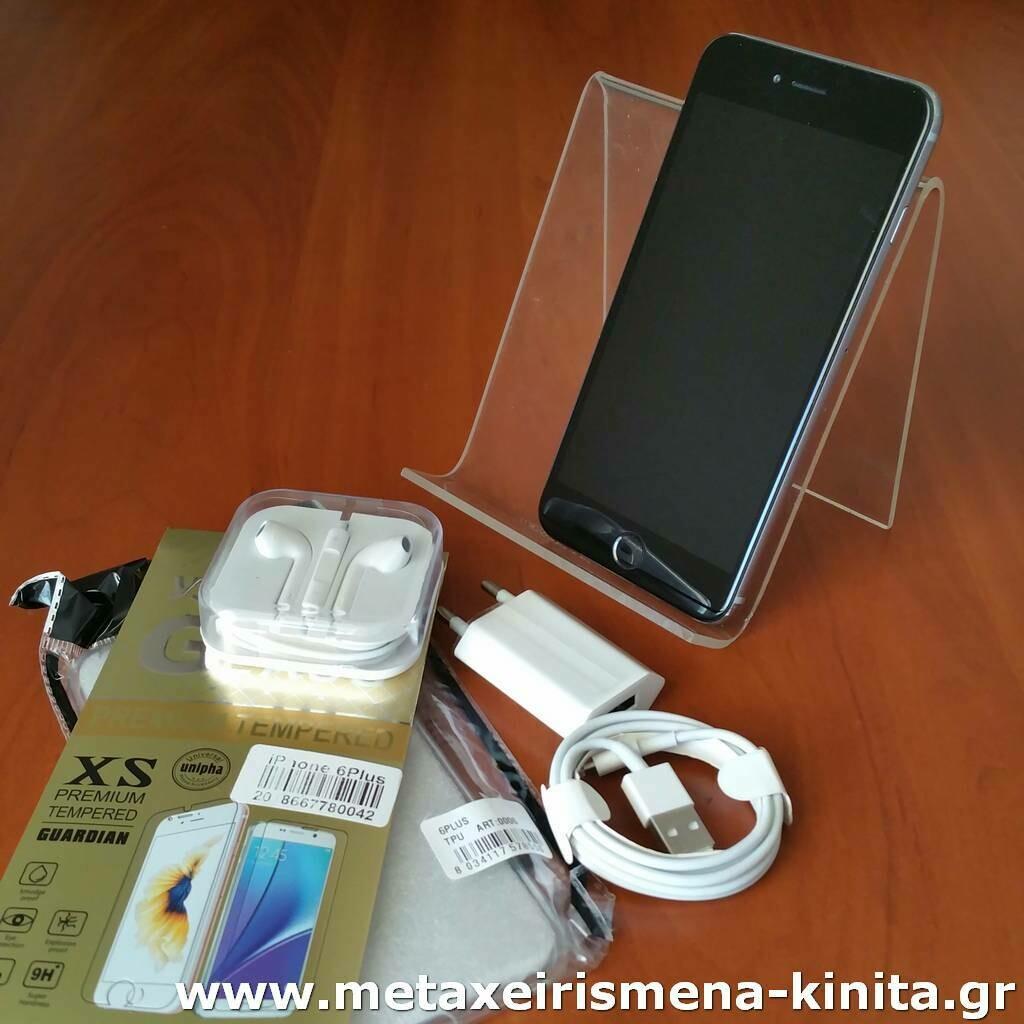 iPhone 6 Plus 128GB, 91% υγεία μπαταρίας