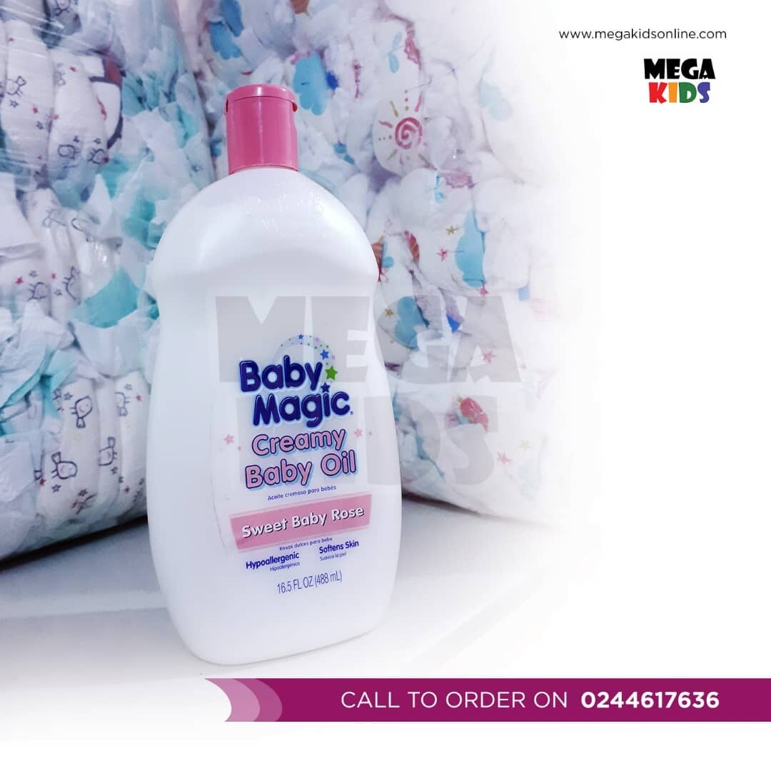 Baby Magic Creamy Oil