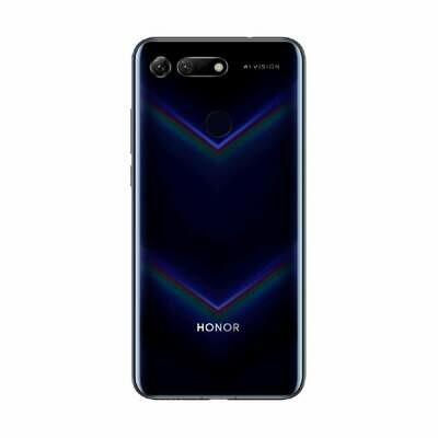 Honor View 20 128GB Dual Sim Midnight Black