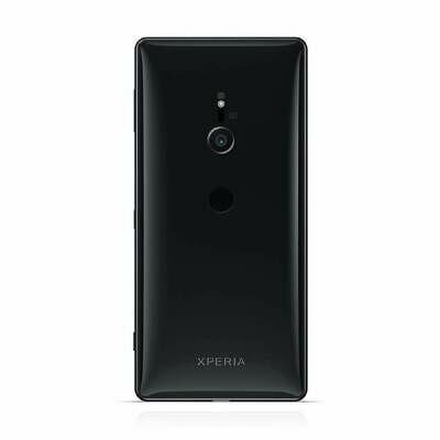 Xperia XZ2 Single Sim 64GB Liquid Black