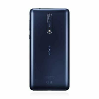 Nokia 8 4G 64GB Dual Sim Tempered Blue