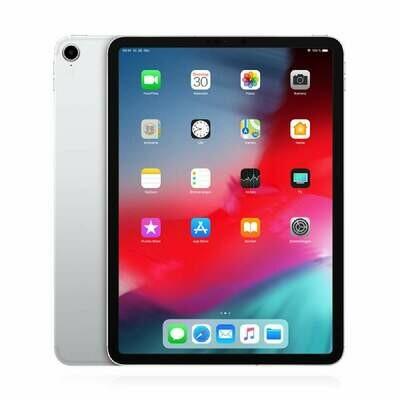 Apple iPad Pro 11 (2018) 64GB WiFi Silber