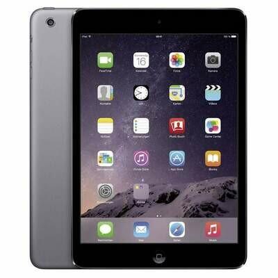 Apple iPad Mini 3 16GB WiFi Spacegrau