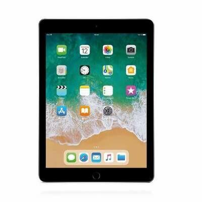 Apple iPad 32GB WiFi Spacegrau