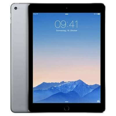 Apple iPad Air 2 16GB WiFi Spacegrau