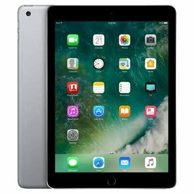 Apple iPad (2017) 32GB WiFi Spacegrau