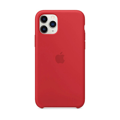 Apple Original iPhone 11 Pro Silikon Case-PRODUCT(RED)