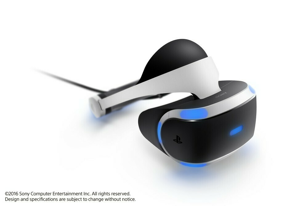 Sony PlayStation VR Brille Virtual Reality Brille