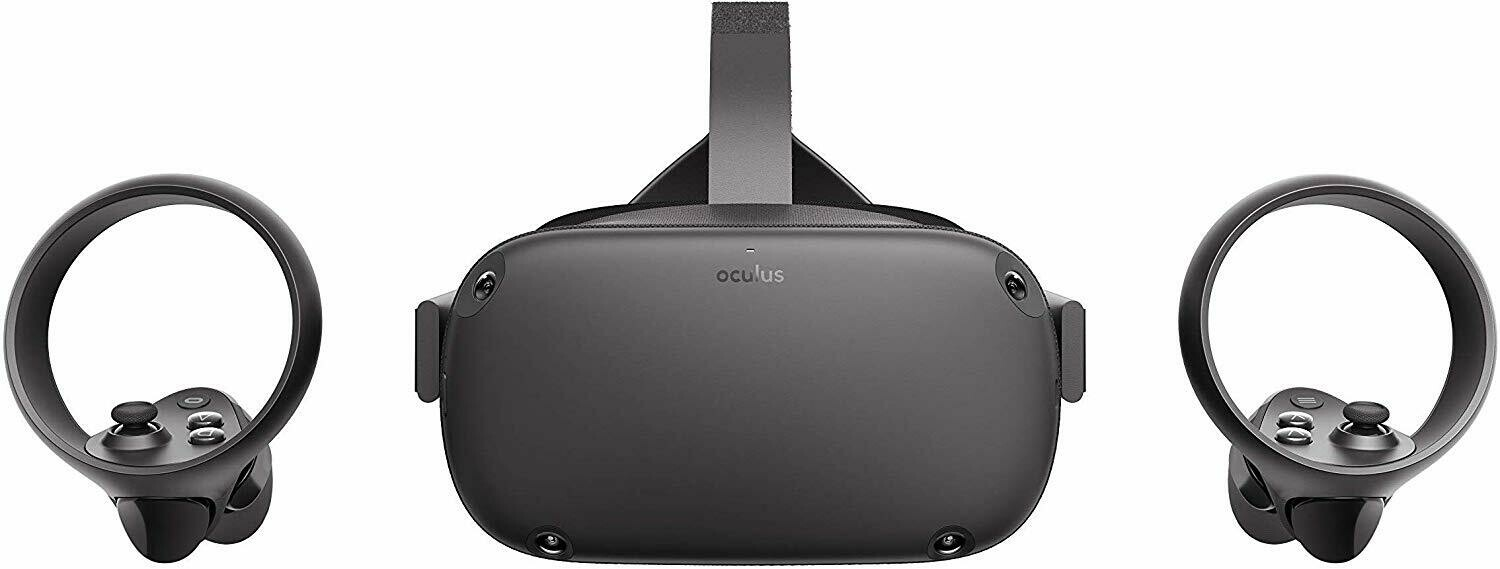 Oculus Quest All-in-one VR Gaming Headset – 64GB + Vader Immortal: A Star Wars VR Series