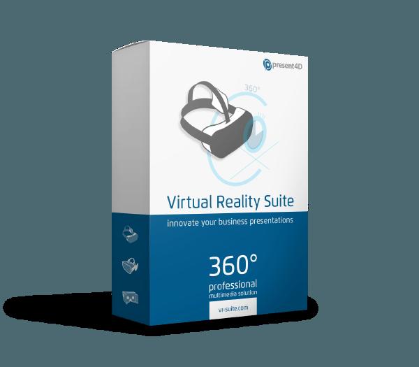 present4D VR Suite