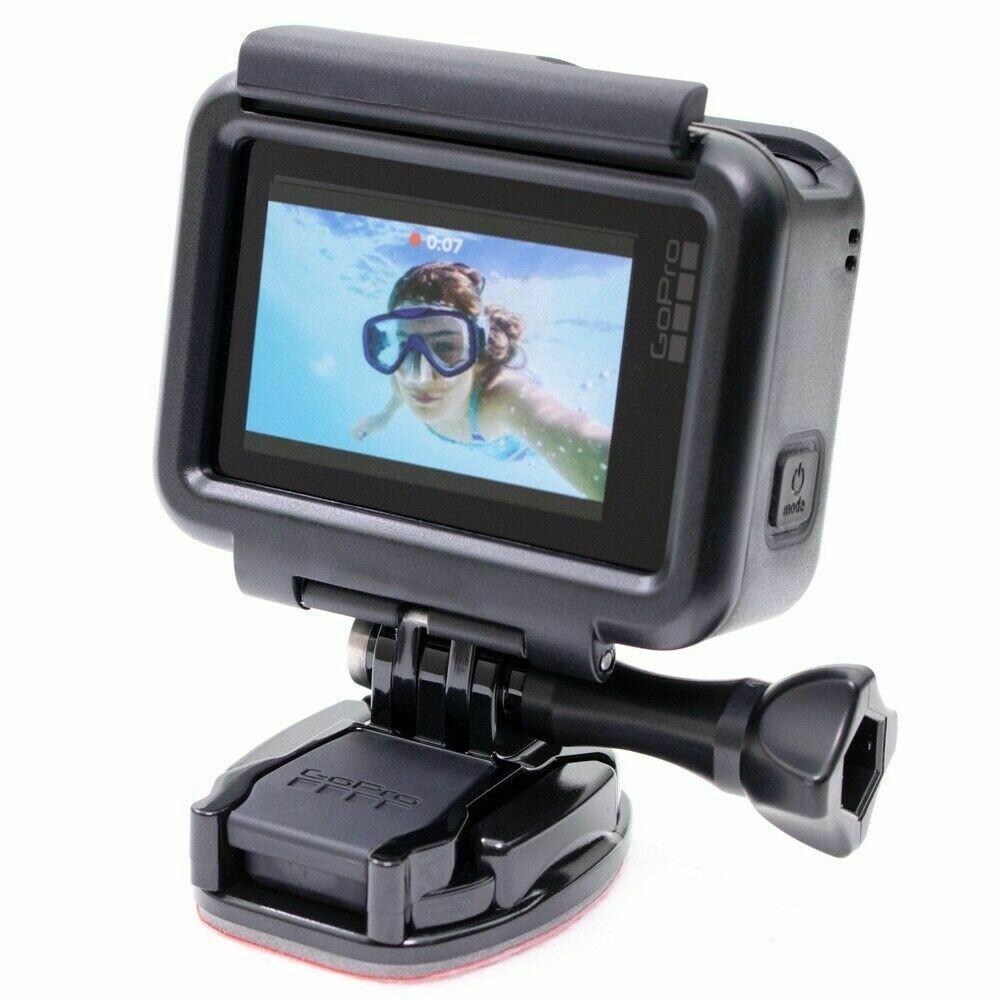 GoPro HERO7 Silver Action Cam - Grau (CHDHC-601-RW)