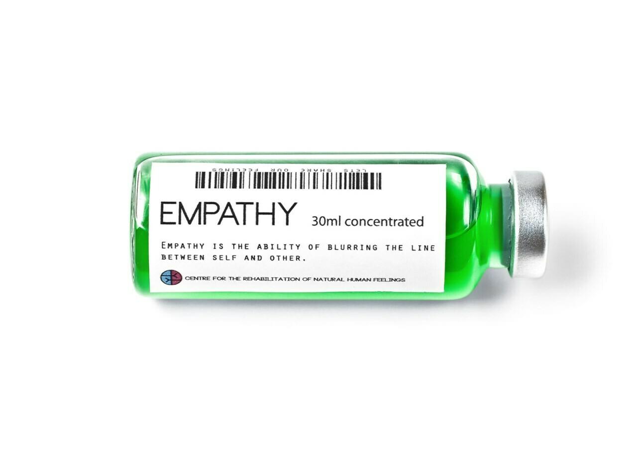 """Empathy"" print"
