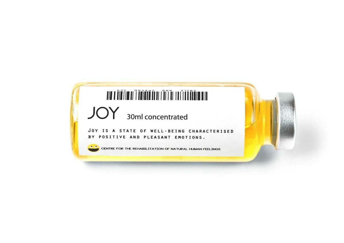 """Joy"" print"