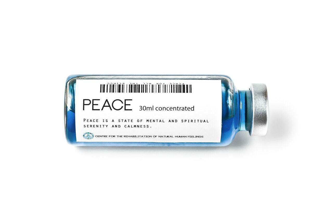 """Peace"" print"