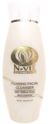 N-Vie Foaming Facial Cleanser
