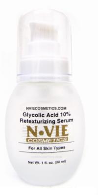 N-Vie Glycolic Acid 10% Retexturizing Serum