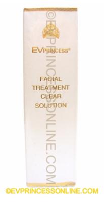 Ev Princess Facial Treatment Clear Solution