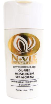 N-Vie Oil Free Moisturizing Cream SPF 46
