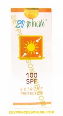 Ev Princess SPF 100 Color Sunblock