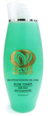 N-Vie Aloe Toner with Chamomile