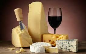 "Wein & Käse ""La Passione"" ab:"