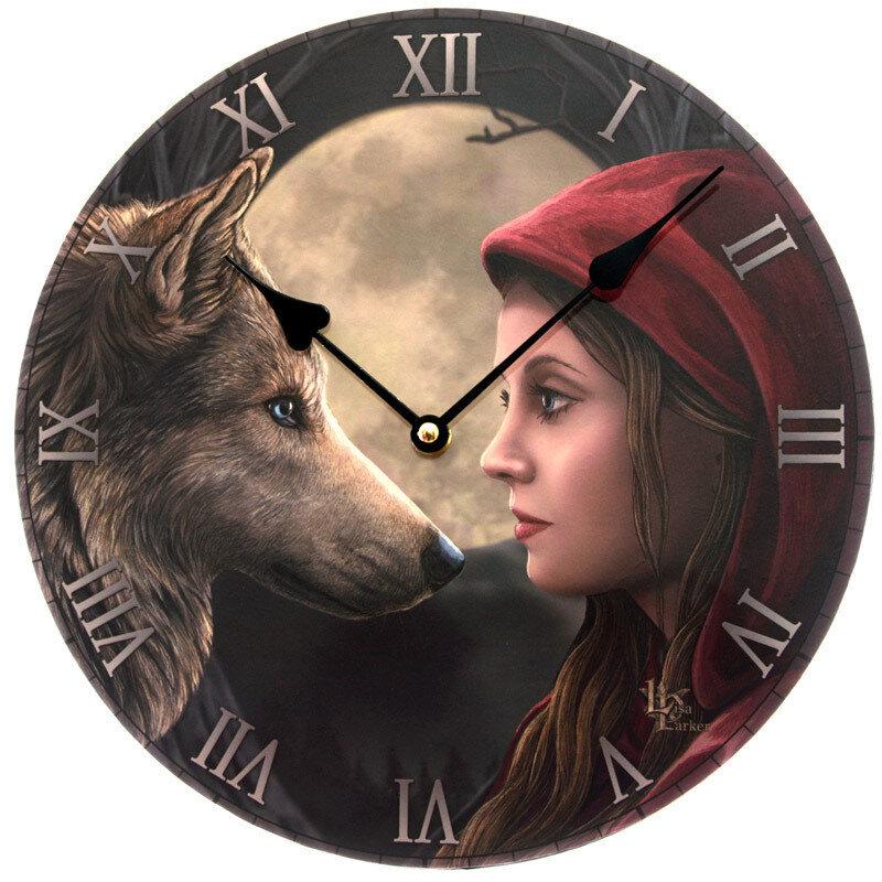 Reloj Caperucita y Lobo Lisa Parker