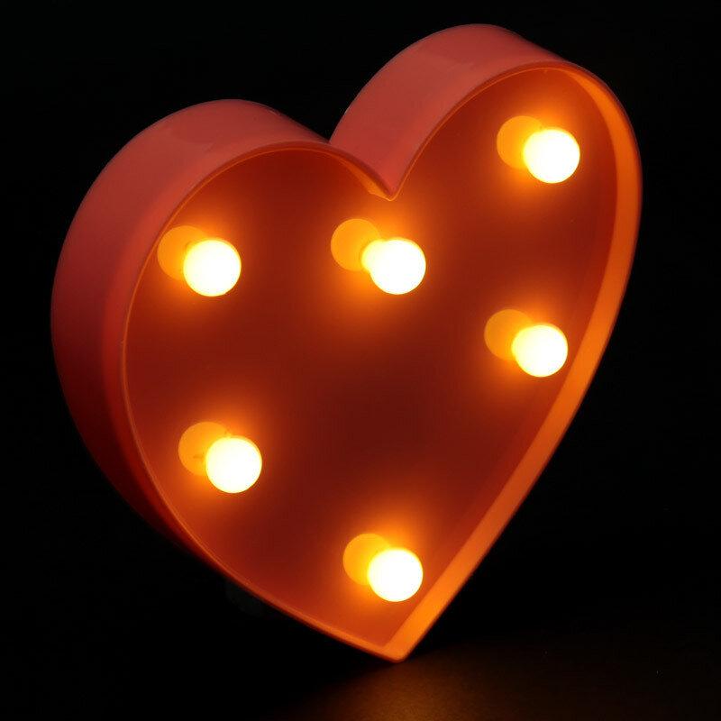 Lámpara Led Corazón
