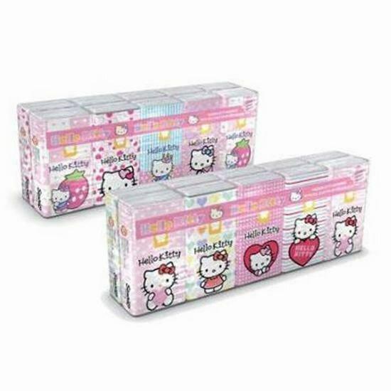Pañuelos de Papel Hello Kitty