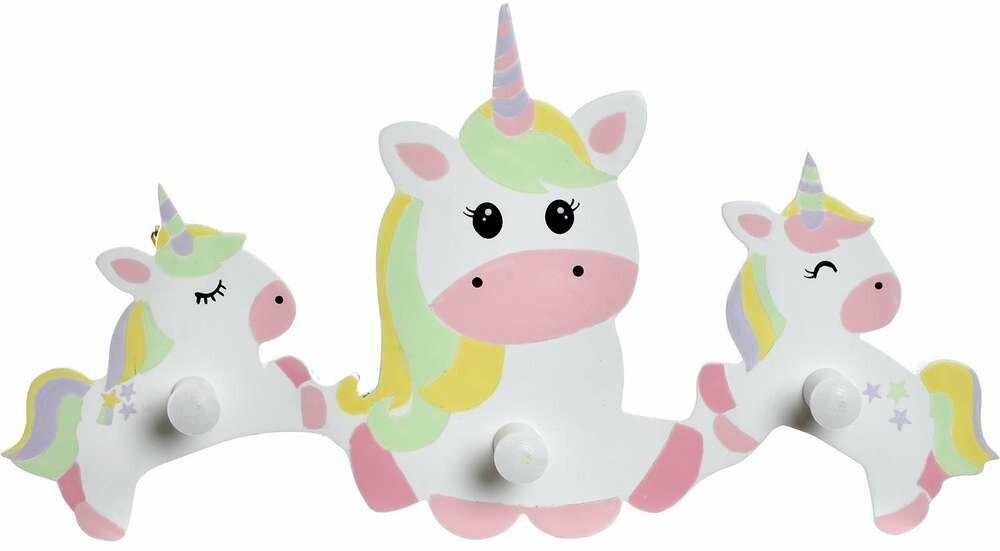 Perchero Unicornio