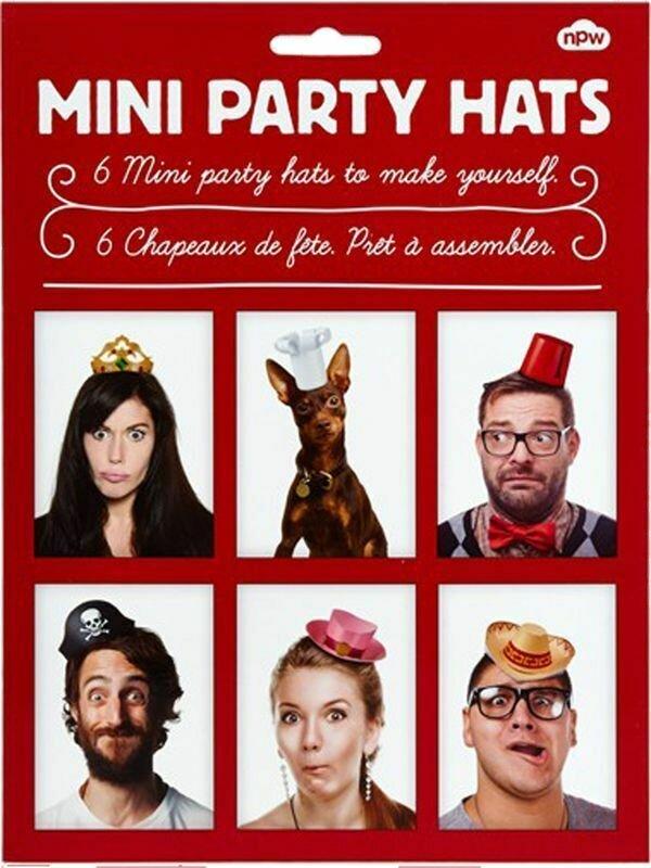 Sombreros Mini Party