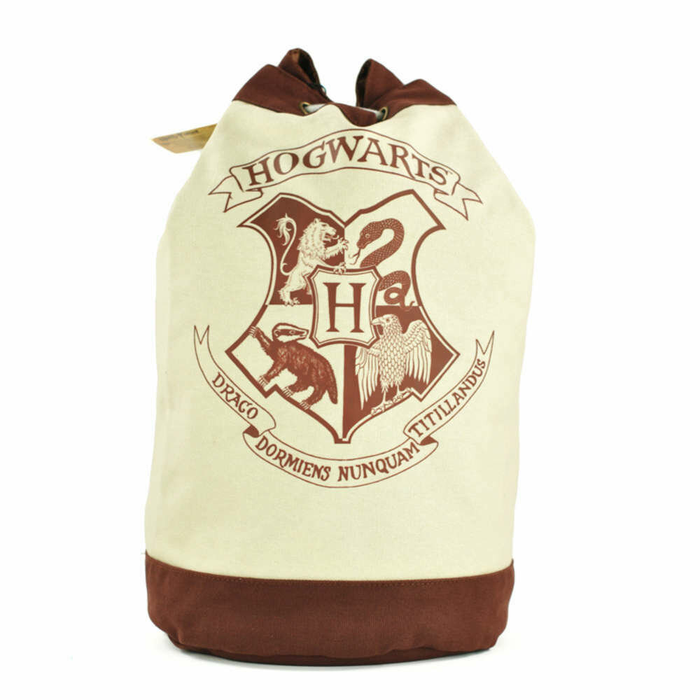 Saco Gimnasio Harry Potter Hogwarts