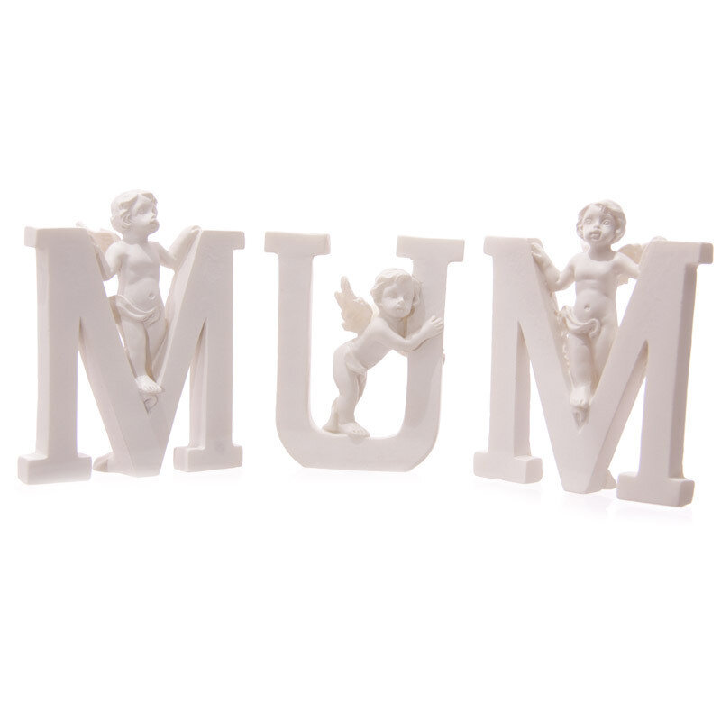 Letras Mum Querubines