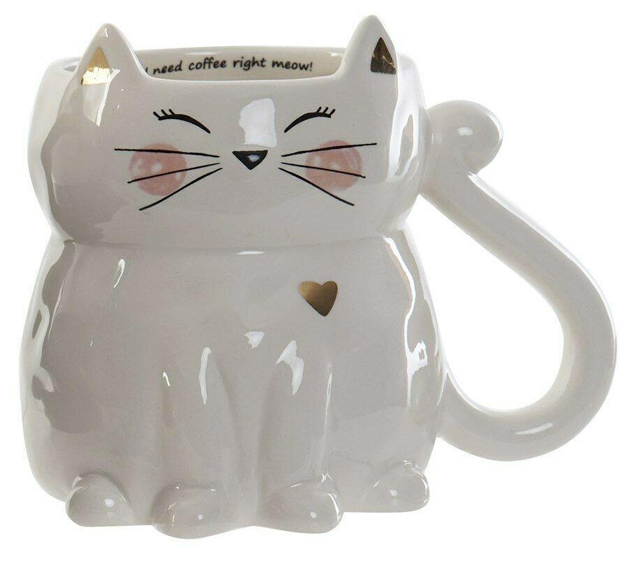 Taza 3D Gato Meow