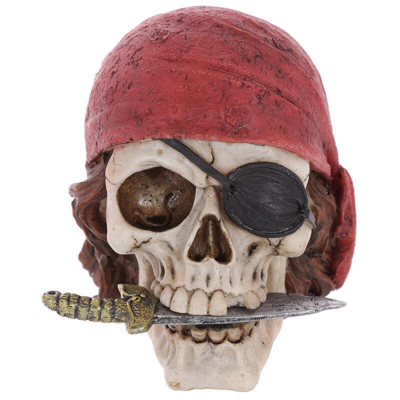 Calavera Pirata