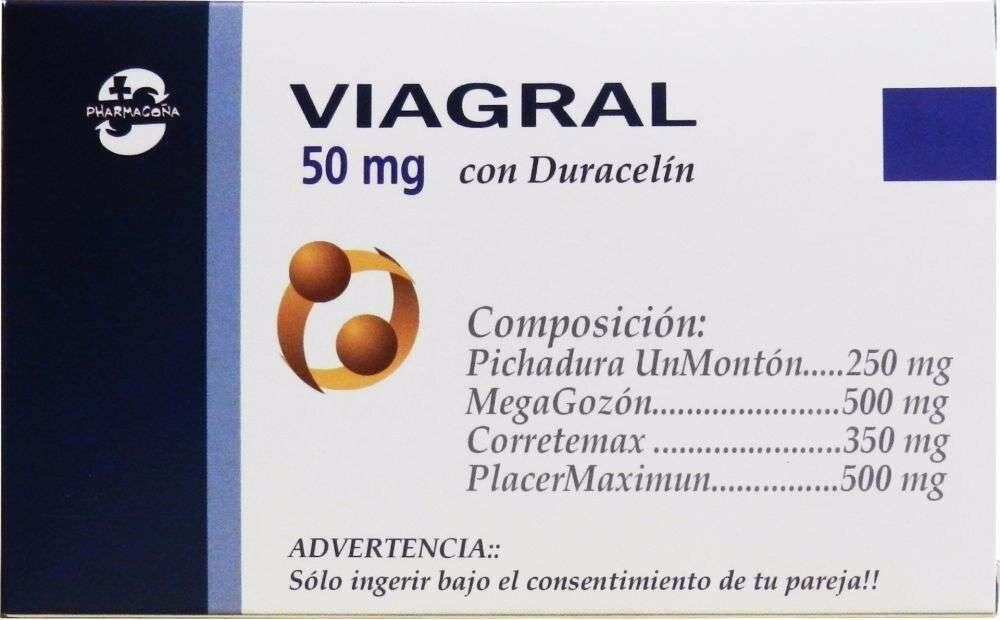Caramelos Viagral