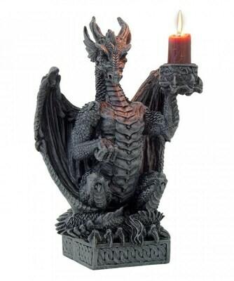 Portavelas Dragón