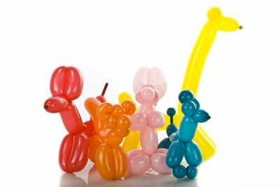Kit Globos Animales