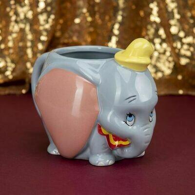 Taza 3D Disney Dumbo