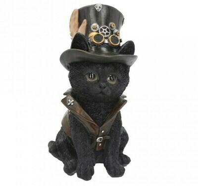 Gato Steampunk