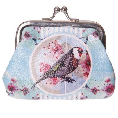 Monedero de Pájaros Británicos