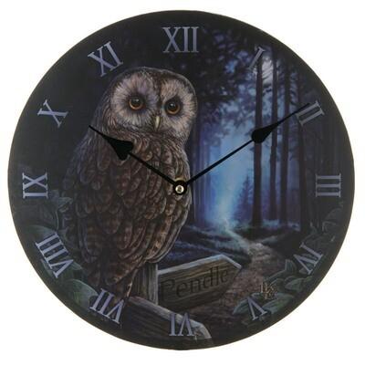 Reloj Búho en el Camino