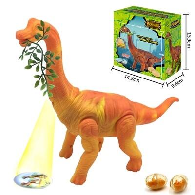 Dinosaurio Pone Huevos